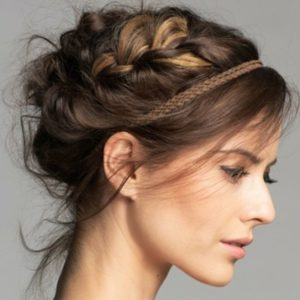 Pop Hair Formation - Chignon Bohème et tresses