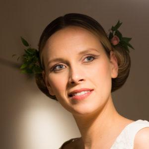 ©CécileCayon - Pop Hair Formation - Chignon mariée