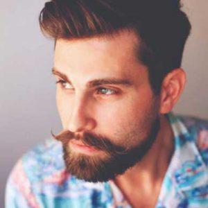 Taille de la barbe
