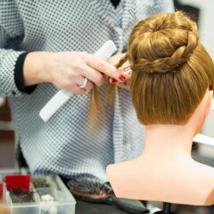 ©CécileCayon - Pop Hair Formation - Chignon bohème 2