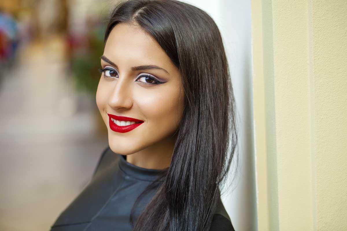 maquillage femme libanaise. Black Bedroom Furniture Sets. Home Design Ideas